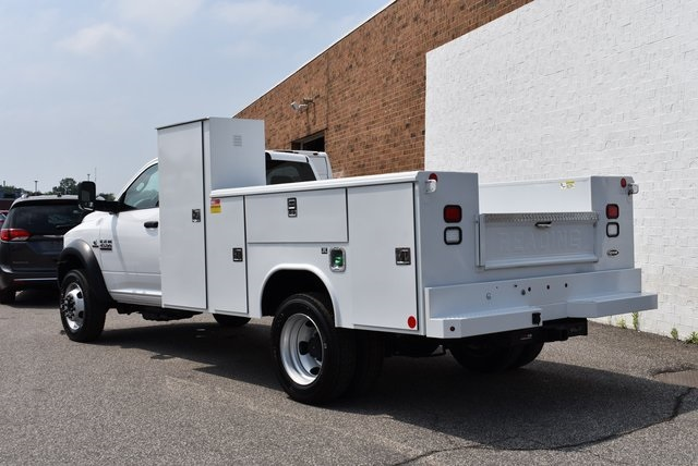 2018 Ram 4500 Regular Cab DRW 4x2,  Reading Service Body #M181076 - photo 2