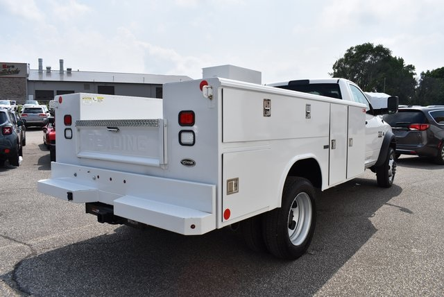 2018 Ram 4500 Regular Cab DRW 4x2,  Reading Service Body #M181076 - photo 5