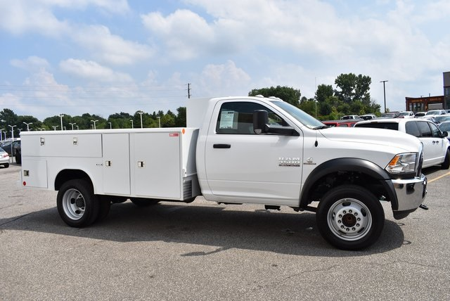 2018 Ram 4500 Regular Cab DRW 4x2,  Reading Service Body #M181076 - photo 6