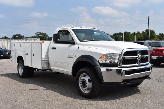 2018 Ram 4500 Regular Cab DRW 4x2,  Reading Service Body #M181076 - photo 7