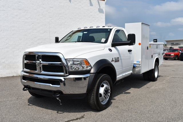 2018 Ram 4500 Regular Cab DRW 4x2,  Reading Service Body #M181076 - photo 9