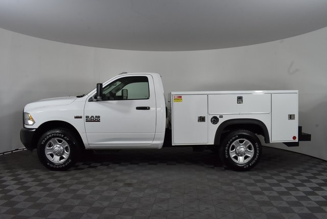 2018 Ram 2500 Regular Cab 4x2,  Monroe Service Body #M181121 - photo 3