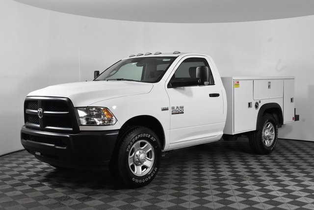2018 Ram 2500 Regular Cab 4x2,  Monroe Service Body #M181121 - photo 9