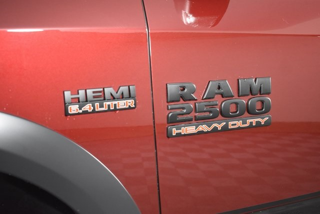2018 Ram 2500 Crew Cab 4x4,  Pickup #M181195 - photo 10