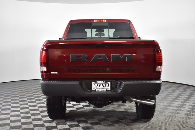 2018 Ram 2500 Crew Cab 4x4,  Pickup #M181195 - photo 4