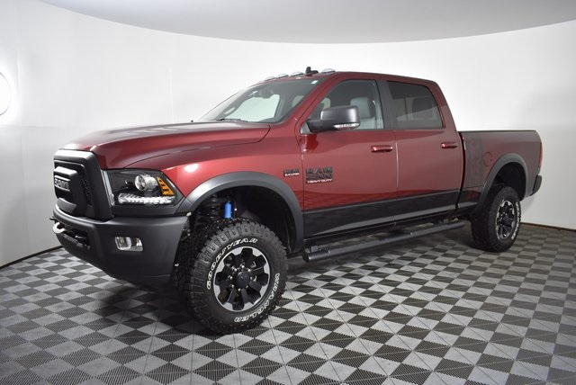 2018 Ram 2500 Crew Cab 4x4,  Pickup #M181195 - photo 9