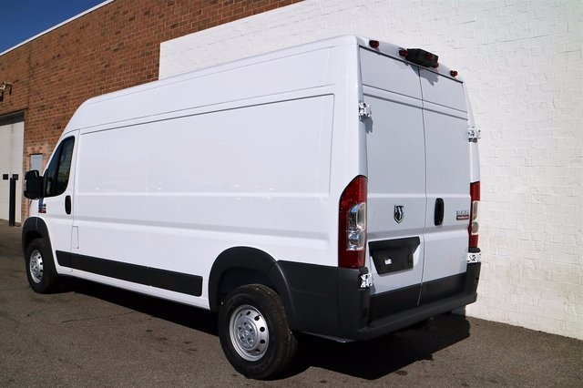 2018 ProMaster 2500 High Roof 4x2,  Empty Cargo Van #M18123 - photo 3