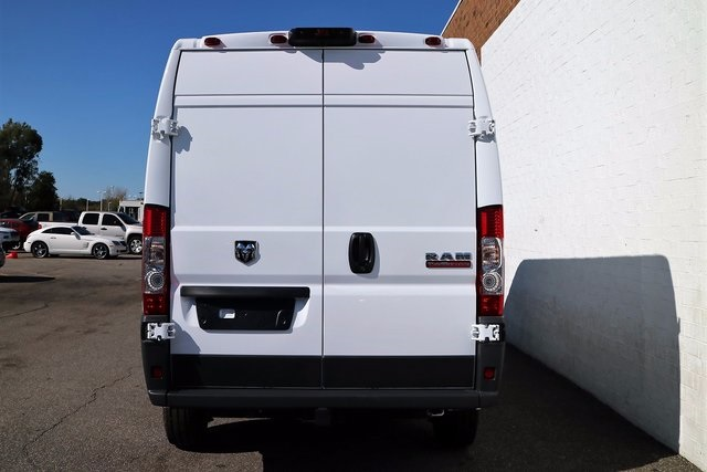 2018 ProMaster 2500 High Roof 4x2,  Empty Cargo Van #M18123 - photo 5
