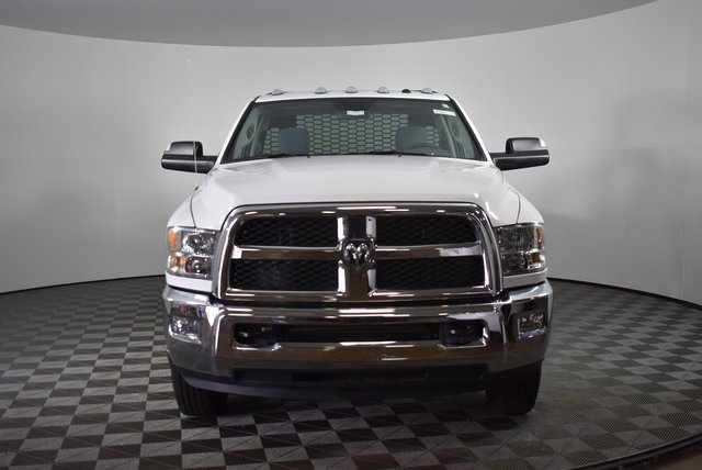2018 Ram 3500 Regular Cab DRW 4x2,  Knapheide Platform Body #M181253 - photo 8