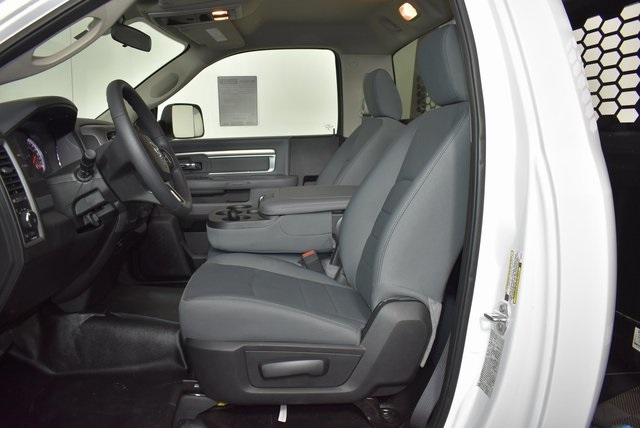 2018 Ram 3500 Regular Cab DRW 4x2,  Knapheide Platform Body #M181253 - photo 9