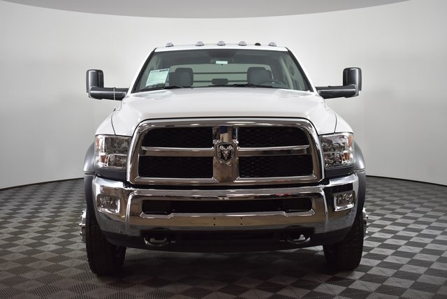 2018 Ram 5500 Crew Cab DRW 4x4,  Monroe Platform Body #M181269 - photo 5