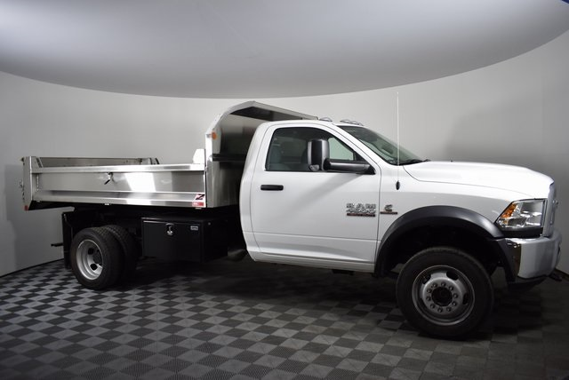 2018 Ram 4500 Regular Cab DRW 4x4,  Monroe Dump Body #M181272 - photo 5