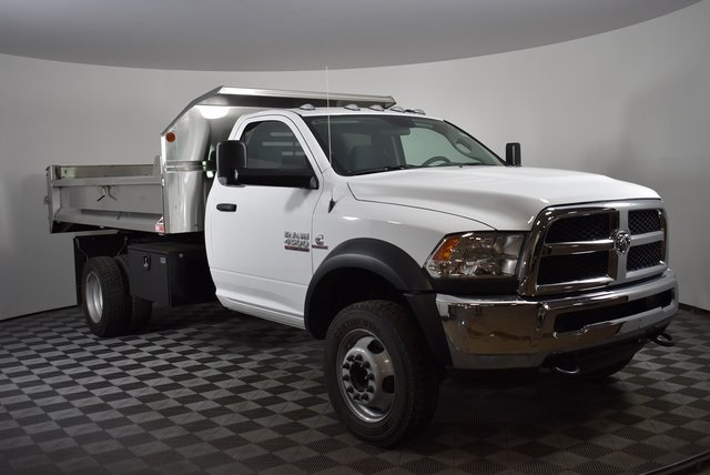 2018 Ram 4500 Regular Cab DRW 4x4,  Monroe Dump Body #M181272 - photo 6