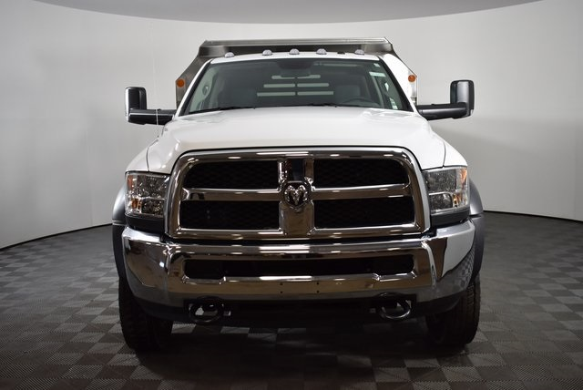 2018 Ram 4500 Regular Cab DRW 4x4,  Monroe Dump Body #M181272 - photo 7