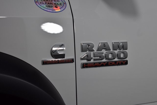 2018 Ram 4500 Regular Cab DRW 4x4,  Monroe Dump Body #M181272 - photo 9