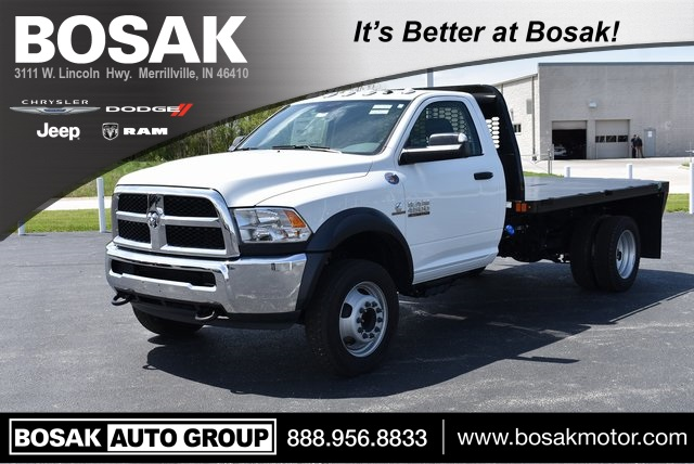 2018 Ram 4500 Regular Cab DRW 4x4,  Cab Chassis #M181274 - photo 1