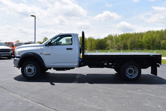 2018 Ram 4500 Regular Cab DRW 4x4,  Knapheide Platform Body #M181274 - photo 5