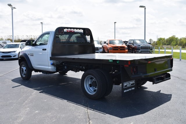 2018 Ram 4500 Regular Cab DRW 4x4,  Knapheide PGNB Gooseneck Platform Body #M181274 - photo 2