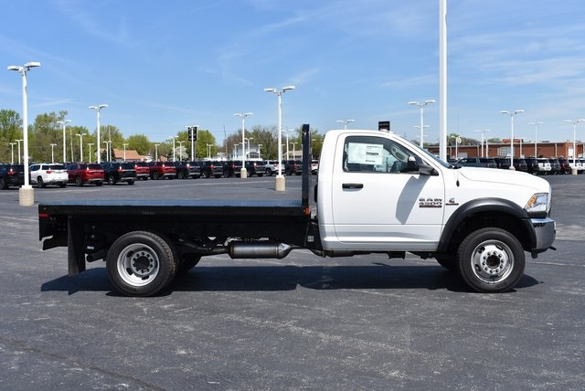 2018 Ram 4500 Regular Cab DRW 4x4,  Knapheide Platform Body #M181274 - photo 7