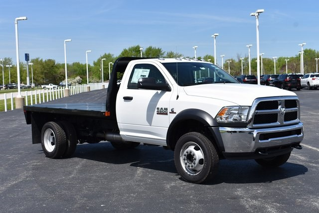 2018 Ram 4500 Regular Cab DRW 4x4,  Knapheide Platform Body #M181274 - photo 8