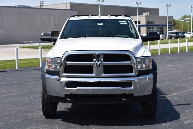 2018 Ram 4500 Regular Cab DRW 4x4,  Knapheide Platform Body #M181274 - photo 3