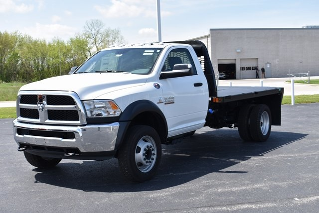 2018 Ram 4500 Regular Cab DRW 4x4,  Knapheide Platform Body #M181274 - photo 9