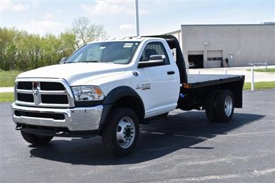 2018 Ram 4500 Regular Cab DRW 4x4,  Knapheide PGNB Gooseneck Platform Body #M181274 - photo 9