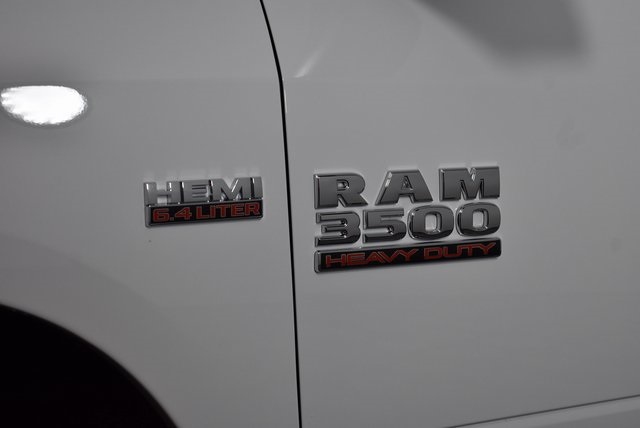 2018 Ram 3500 Regular Cab DRW 4x4,  Cab Chassis #M181276 - photo 10