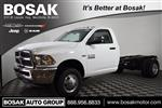 2018 Ram 3500 Regular Cab DRW 4x4,  Cab Chassis #M181276 - photo 1
