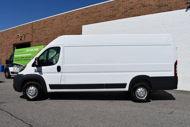 2018 ProMaster 3500 High Roof FWD,  Empty Cargo Van #M181282 - photo 3