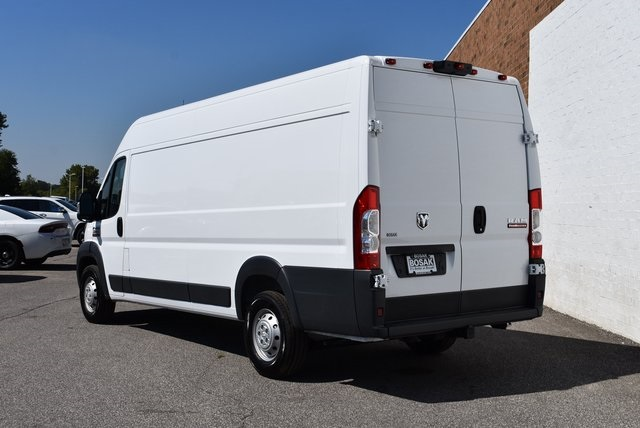 2018 ProMaster 3500 High Roof FWD,  Empty Cargo Van #M181282 - photo 4