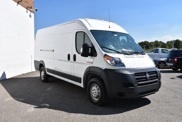 2018 ProMaster 3500 High Roof FWD,  Empty Cargo Van #M181282 - photo 7