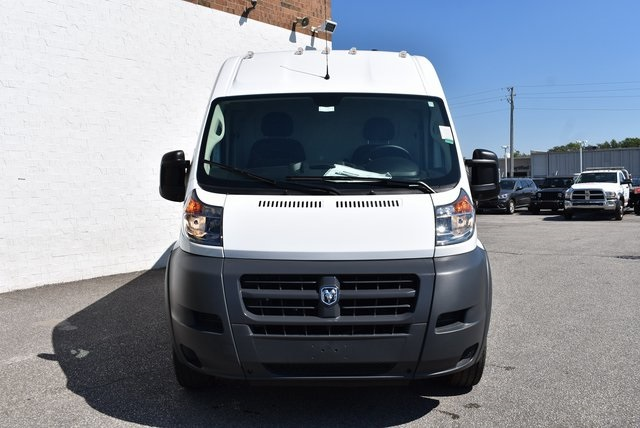 2018 ProMaster 3500 High Roof FWD,  Empty Cargo Van #M181282 - photo 8