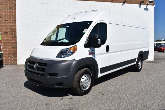 2018 ProMaster 3500 High Roof FWD,  Empty Cargo Van #M181282 - photo 9