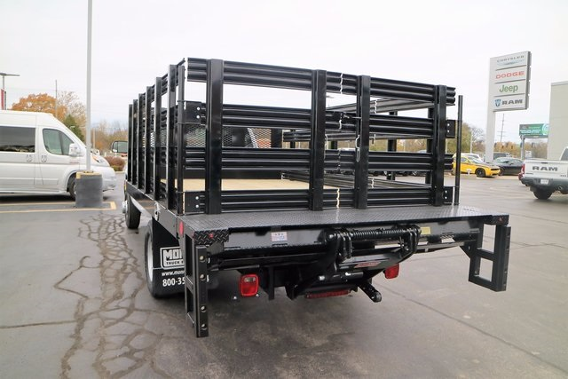 2018 Ram 3500 Regular Cab DRW, Monroe Stake Bed #M18129 - photo 2