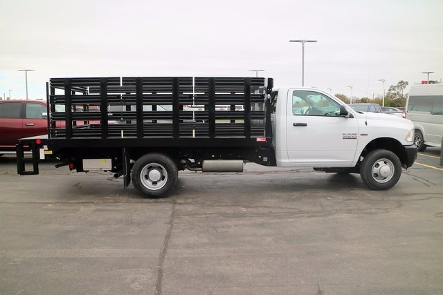 2018 Ram 3500 Regular Cab DRW, Monroe Stake Bed #M18129 - photo 5