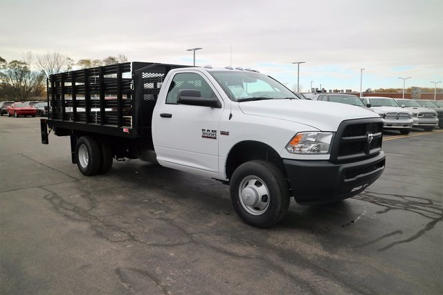 2018 Ram 3500 Regular Cab DRW, Monroe Stake Bed #M18129 - photo 6