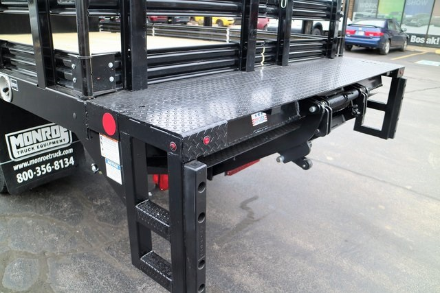 2018 Ram 3500 Regular Cab DRW, Monroe Stake Bed #M18129 - photo 8