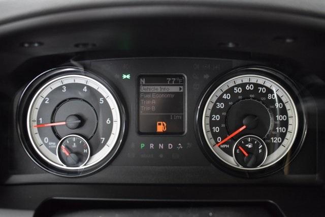 2018 Ram 3500 Regular Cab DRW 4x4,  Monroe Versa-Line Platform Body #M181290 - photo 11