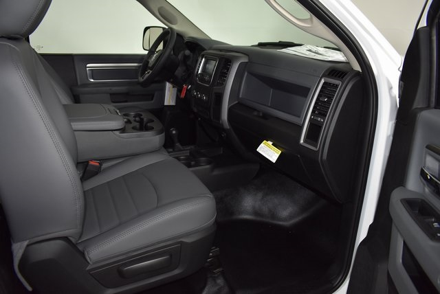 2018 Ram 3500 Regular Cab DRW 4x4,  Monroe Platform Body #M181290 - photo 18