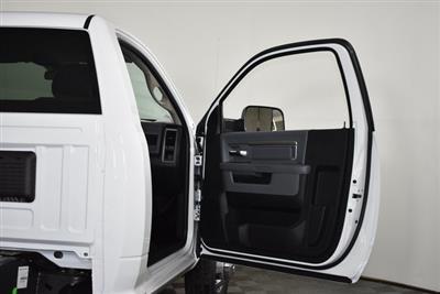 2018 Ram 3500 Regular Cab DRW 4x4,  Monroe Versa-Line Platform Body #M181290 - photo 19
