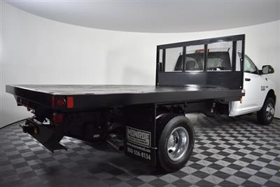 2018 Ram 3500 Regular Cab DRW 4x4,  Monroe Versa-Line Platform Body #M181290 - photo 4
