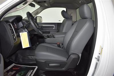 2018 Ram 3500 Regular Cab DRW 4x4,  Monroe Versa-Line Platform Body #M181290 - photo 9