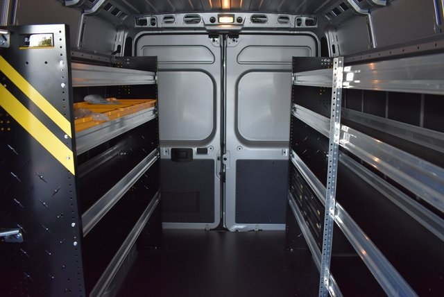 2018 ProMaster 2500 High Roof FWD,  Ranger Design Upfitted Cargo Van #M181294 - photo 3