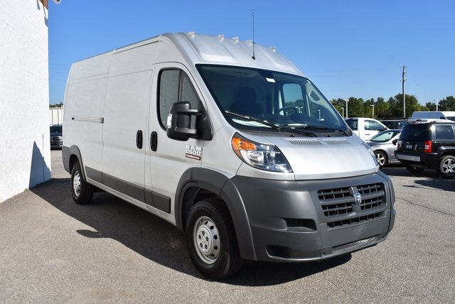 2018 ProMaster 2500 High Roof FWD,  Empty Cargo Van #M181294 - photo 7