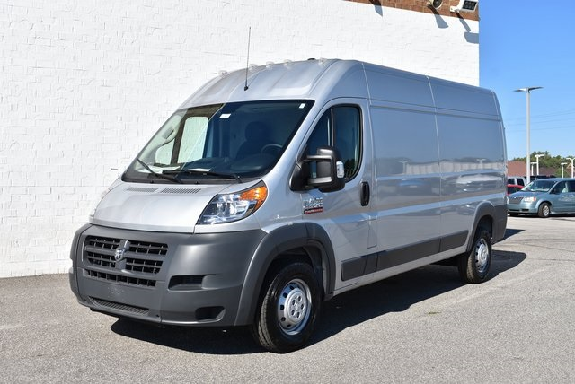 2018 ProMaster 2500 High Roof FWD,  Empty Cargo Van #M181294 - photo 9