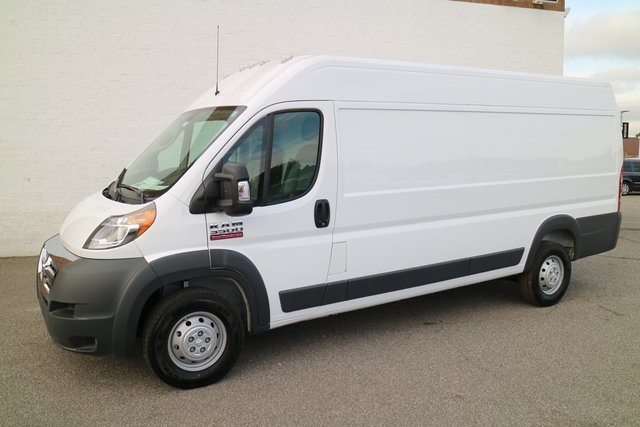 2018 ProMaster 3500 High Roof FWD,  Empty Cargo Van #M181296 - photo 3