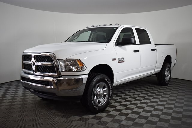 2018 Ram 2500 Crew Cab 4x4,  Pickup #M181308 - photo 9