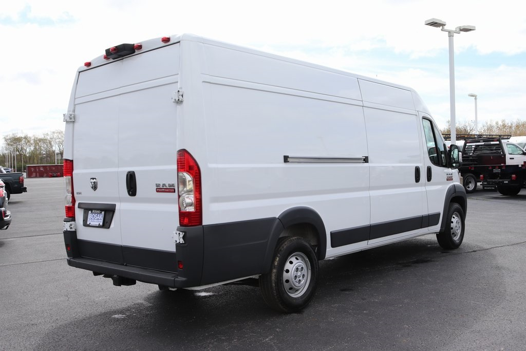2018 ProMaster 3500 High Roof FWD,  Empty Cargo Van #M181318 - photo 6