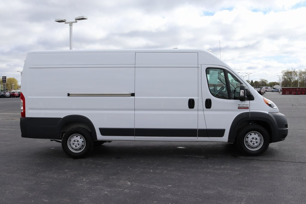 2018 ProMaster 3500 High Roof FWD,  Empty Cargo Van #M181318 - photo 7